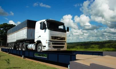 Imagem do produto: Balança Rodoviária PR-R